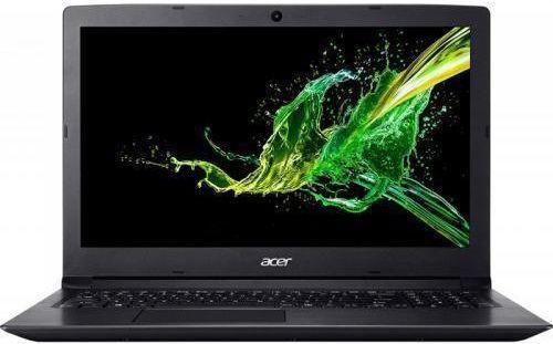 Laptop Acer Aspire 3 A315-55G (Procesor Intel® Core™ i3-10110U (4M Cache, up to 4.10 GHz), Comet Lake, 15.6inch FHD, 4GB, 256GB SSD, nVidia GeForce MX230 @2GB, Linux, Negru)