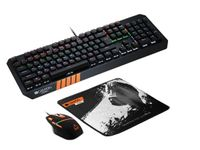 Kit Gaming Canyon Nightflyer  (Negru)