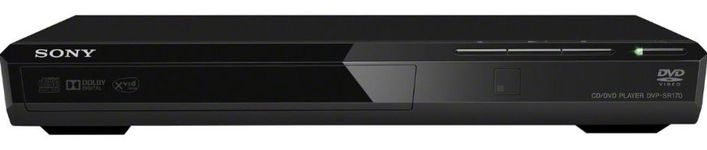 DVD Player Sony DVPSR170 (Negru)