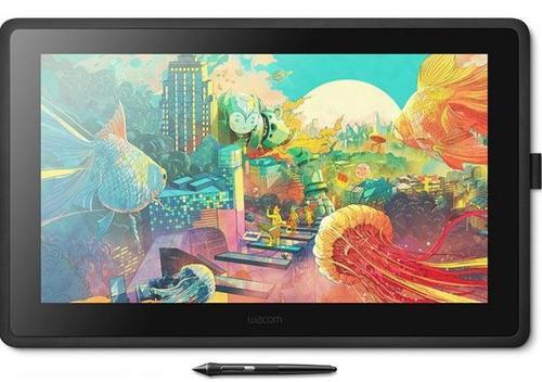 Tableta grafica Wacom Cintiq 22inch, Full HD (Negru)