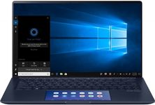 "Ultrabook Asus ZenBook UX334FAC-A3022R (Procesor Intel® Core™ i7-10510U (8M Cache, up to 4.90 GHz), Comet Lake, 13.3"" FHD, 8GB, 512GB SSD, Intel® UHD Graphics, FPR, Win10 Pro, Albastru)"