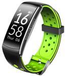 "Bratara Fitness Sovogue Q8, Bluetooth, Android, IOS, OLED 0.96"", ip68 (Verde)"