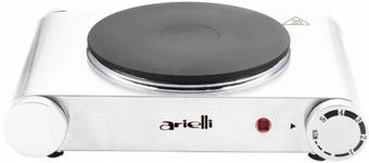 Plita electrica ARIELLI AHP-1540SS, 1500W, 1 Zona de gatit (Alba)