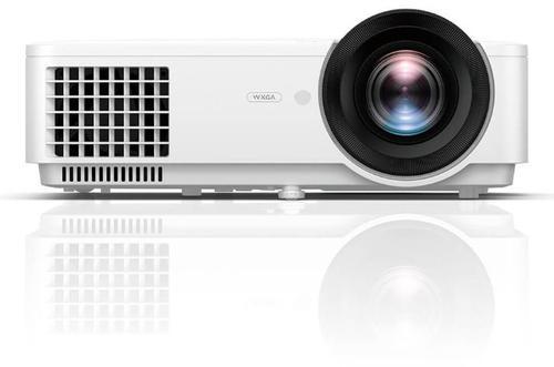 Videoproiector BenQ LW820ST, 3600 Lumeni, DLP, 1280 x 800, Contrast 3.000.000:1, HDMI (Alb) imagine