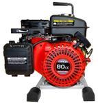 Motopompa Loncin LC40ZB20-1.7Q, 1.8 kW, 2.5 CP, Benzina fara plumb