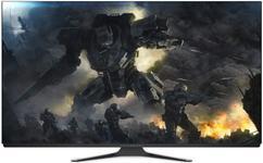 "Monitor OLED Dell Alienware 54.6"" AW5520QF, UHD (3840 x 2160), HDMI, DisplayPort, USB 3.0, 120 Hz, 0.5 ms, Boxe (Negru)"