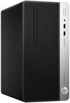 Calculator Sistem PC HP 400 G6 MT (Procesor Intel® Core™ i3-8100 (9M Cache, up to 4.10 GHz), Coffee Lake, 4GB, 256GB SSD, Intel® UHD Graphics 630, Win10 Pro, Negru)