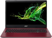 """Laptop Acer Aspire 3 A315-55G (Procesor Intel® Core™ i3-10110U (4M Cache, up to 4.10 GHz), Comet Lake, 15.6"""" FHD, 8GB, 256GB SSD, nVidia GeForce MX230 @2GB, Linux, Rosu)"""
