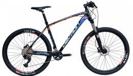 """Bicicleta Mountain Bike Devron RIDDLE R7.7, Roti 27.5"""", Frana hidraulica pe disc, Cadru L - 495mm (Negru)"""