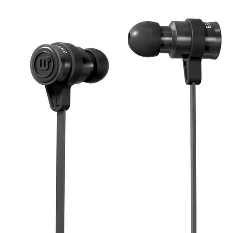 Casti Bluetooth Brainwavz BLU-100, Microfon (Negru)