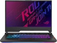 "Laptop Gaming Asus ROG Strix G531GV-AL172T (Procesor Intel® Core™ i7-9750H (12M Cache, up to 4.50 GHz), Coffee Lake, 15.6"" FHD, 16GB, 1TB SSD, nVidia GeForce RTX 2060 @6GB, Win10 Home, Negru)"