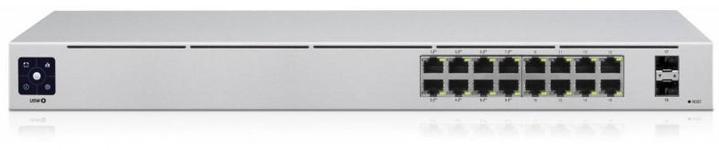 Switch Ubiquiti UniFi USW-16-POE, Gigabit, 16 Porturi, PoE