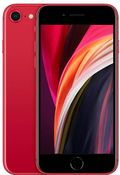 "Telefon Mobil Apple iPhone SE (2020), Procesor Hexa-core 2.65GHz/1.8GHz, Retina IPS LCD Capacitive Touchscreen 4.7"", 3GB RAM, 64GB Flash, 12MP, Wi-Fi, iOS, 4G (Rosu)"