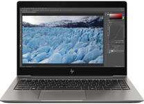 "Laptop HP ZBook 14u G6 (Procesor Intel® Core™ i7-8565U (8M Cache, up to 4.60 GHz), Whiskey Lake, 14"" UHD, 16GB, 512GB SSD, AMD Radeon Pro WX 3200 @4GB, Win10 Pro, Gri)"