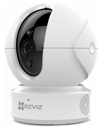 Camera supraveghere video Ezviz CS-CV246-A0-1C2WFR, 1080P, WiFi, 4mm (Alb)