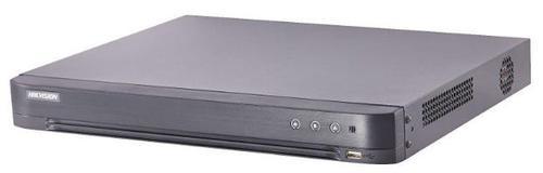 DVR Hikvision DS-7216HQHI-K2S, Turbo HD, 16 canale (Negru)
