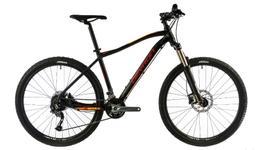 """Bicicleta MTB Devron Riddle M2.7, 27 viteze, Roti 27.5"""", Cadru L 490mm, Frane hidraulice pe disc (Negru)"""