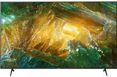 "Televizor LED Sony 139 cm (55"") 55XH8096, Ultra HD 4K, Smart TV, Android TV, WiFi (Negru)"