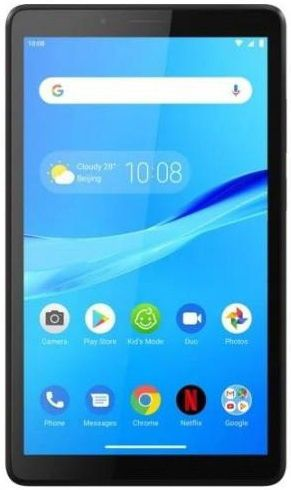 Tableta Lenovo Tab M7 TB-7305X, Procesor Quad-Core 1.3GHz, Ecran IPS Capacitive Touchscreen 7inch, 1GB RAM, 16GB Flash, 2MP, Wi-Fi, 4G, Bluetooth, Android (Negru)
