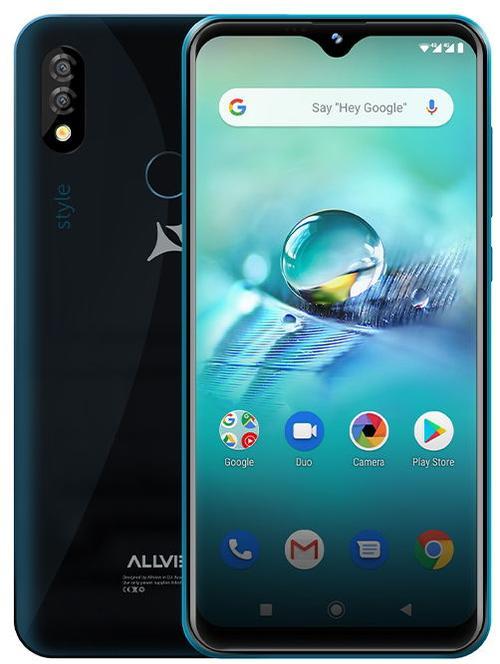 Telefon Mobil Allview Soul X7 Style, Procesor Helio P23, Octa-core, Ecran TFT Capacitive touchscreen 6.21inch, 4GB RAM, 64GB Flash, Camera Duala 13+0.3MP, 4G, Wi-Fi, Dual SIM, Android (Turcoaz)