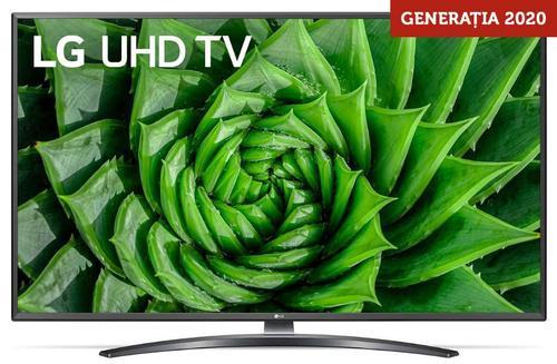Televizor LED LG 127 cm (50inch) 50UN81003LB, Ultra HD 4K, Smart TV, WiFi, CI+