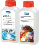 Pachet solutii de curatat Xavax 110797 pentru masini de spalat, 250 ml