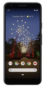 "Fotografie Telefon Mobil Google Pixel 3A XL, Procesor Snapdragon 670, Octa-Core 2.0GHz / 1.7GHz, OLED Capacitive touchscreen 6"", 4GB RAM, 64GB Flash, 12.2MP, Wi-Fi, 4G, Android (Negru)"