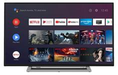 "Televizor LED Toshiba 127 cm (50"") 50UA3A63DG, Ultra HD 4K, Smart TV, WiFi, CI+"