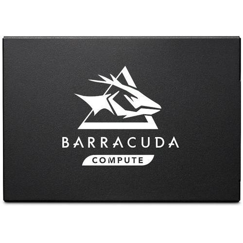 SSD Seagate BarraCuda Q1, 480GB, SATA-III, 2.5inch