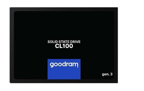 SSD GOODRAM CL100 G3 240GB, SATA-III, 2.5inch