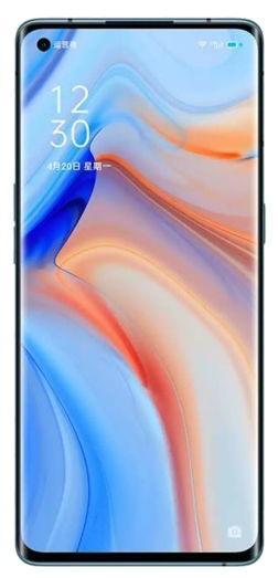 Telefon Mobil Oppo Reno 4 Pro, AMOLED Capacitive touchscreen 6.55inch, 12GB RAM, 256GB Flash, Camera Tripla 48+13+12MP, 5G, Wi-Fi, Dual SIM, Android (Albastru) de la evomag.ro