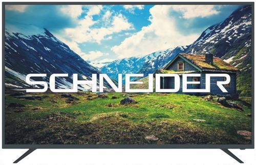Televizor LED Schneider 101 cm (40inch) 40sc670, Ultra HD 4K, Smart TV, WiFi, CI+