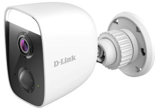 Camera supraveghere video D-Link DCS-8627LH, Full HD, Wi-Fi, 2.7mm (Alb)