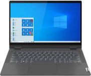 "Laptop 2in1 Lenovo IdeaPad Flex 5 (Procesor Intel® Core™ i7-1065G7 (8M Cache, up to 3.90 GHz), Ice Lake, 14"" FHD, Touch, 8GB, 512GB SSD, Intel® Iris® Plus Graphics, FPR, Win10 Home, Gri)"