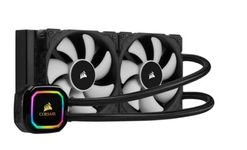 Cooler CPU Corsair H100i RGB PRO XT, 2 x 120mm