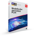 Bitdefender Antivirus Plus 2021, 3 PC, 1 an, Licenta noua, BOX/Retail