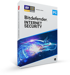 Bitdefender Internet Security 2021, 3 PC, 1 an, Licenta noua, BOX/Retail