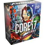 Procesor Intel Comet Lake, Core i7-10700K Avengers Edition 3.8GHz 16MB, LGA1200, 125W (Box)