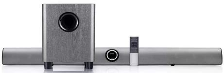 Soundbar Edifier B8, 154 W, Bluetooth (Argintiu)