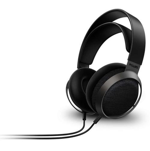 Casti stereo Philips X3/00 (Negru) imagine