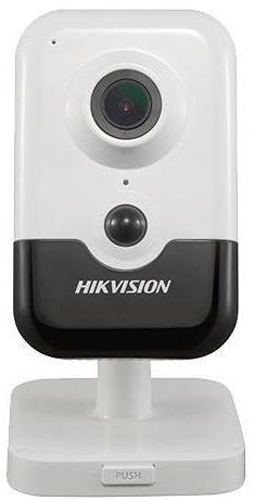 Camera supraveghere video Hikvision IP cube DS-2CD2463G0-IW28W, 6MP, WiFi, 3072 x 2048@20fps (Alb/Negru)