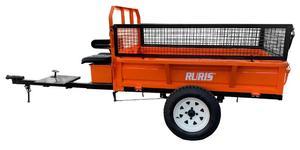 Remorca Ruris 750s, 750kg