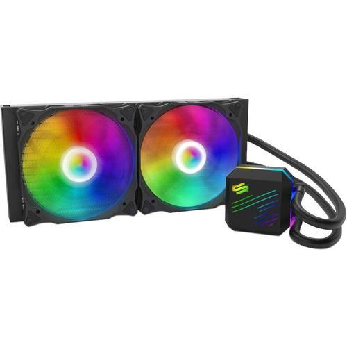 Cooler CPU SILENTIUM PC Navis EVO ARGB 240