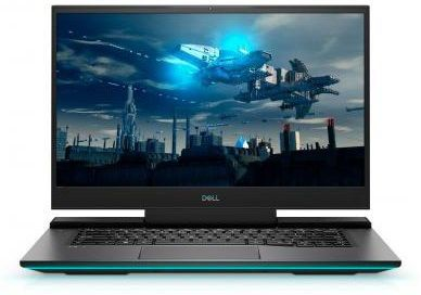 Laptop Gaming Dell Inspiron G7 7700 (Procesor Intel® Core™ i7-10750H (12M Cache, up to 5.00 GHz), Comet Lake, 17.3inch FHD 144Hz, 16GB, 512GB SSD, nVidia GeForce GTX 1660Ti @6GB, FPR, Win10 Home, Negru) imagine
