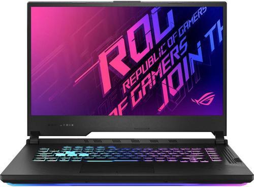 Laptop Gaming Asus ROG Strix G512LWS-AZ035T (Procesor Intel® Core™ i7-10875H (16M Cache, up to 5.10 GHz), Comet Lake, 15.6inch FHD 240Hz, 32GB, 2x 512GB SSD, nVidia GeForce RTX 2070 SUPER @8GB, Win10 Home, Negru) imagine