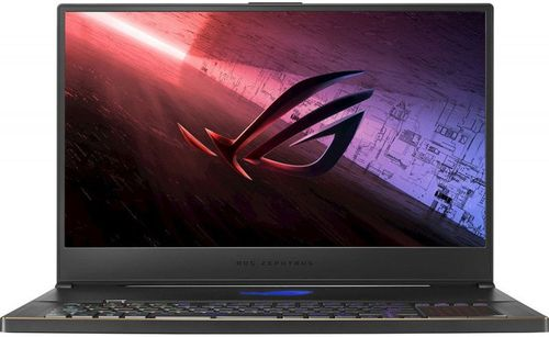Laptop Gaming Asus ROG Zephyrus S GX701LV-HG042T (Procesor Intel® Core™ i7-10875H (16M Cache, up to 5.10 GHz), Comet Lake, 17.3inch FHD, 16GB, 1TB SSD, nVidia GeForce RTX 2060 @6GB, Win10 Home, Negru) imagine