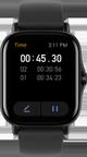 Ceas activity tracker Huami Amazfit GTS 2, Bluetooth 5.0, Waterproof 5 ATM, senzor SpO2  (Negru)