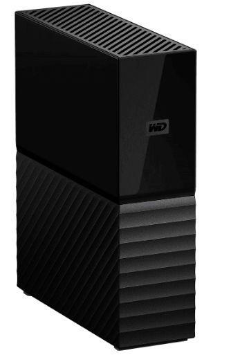HDD Extern Western Digital My Book 14TB, 3.5inch, USB 3.0 (Negru)