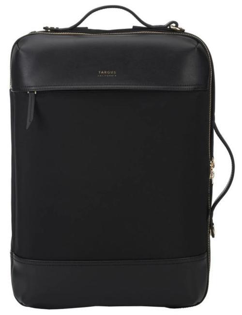 Geanta Laptop Targus Newport Convertible 3-1 TSB947GL, 15inch (Negru) poza 2021