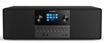 Micro Sistem audio Philips TAM6805/10, USB, Bluetooth, 50 W (Negru)